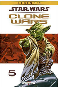 Star Wars - Clone Wars République Tome 5