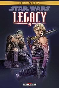 Legacy Tome 5 Saison 1