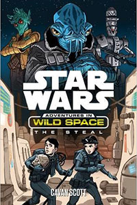 Star Wars: Adventures in Wild Space - The steal