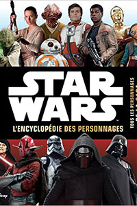Star Wars, l'Encyclopédie des personnages