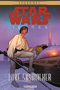 Star Wars - Icones Tome 3 : Luke Skywalker