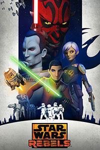 Star Wars Rebels S3E12 : Trials of the Darksaber