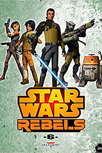 Star Wars Rebels Tome 6 : voir sur Amazon