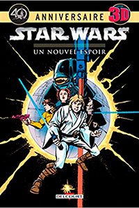 Star Wars Episode IV : Un nouvel espoir 3D : voir sur Amazon