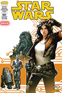 Star Wars Comics #1