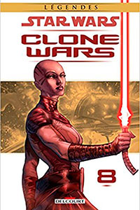 Star Wars - Clone Wars Tome 08 : voir sur Amazon