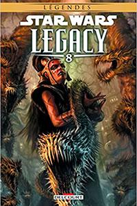 Legacy Saison 1 Tome 8