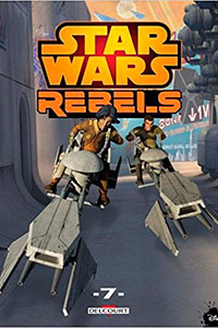 Star Wars Rebels Tome 7