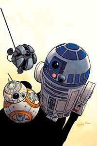 Star Wars: Droids Unplugged #1
