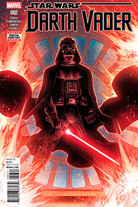 Darth Vader: Dark Lord of the Sith #2