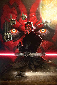 Darth Maul #5