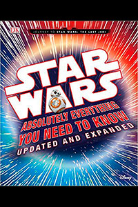 Star Wars: Absolutely Everything You Need to Know, Updated and Expanded : voir sur Amazon