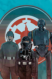 Star Wars Rogue One #5