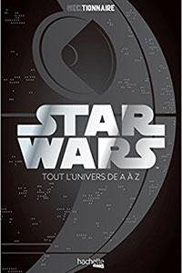 Geektionnaire de Star Wars : voir sur Amazon