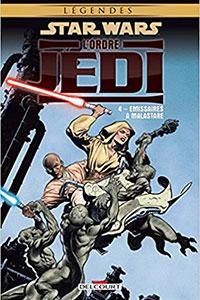 L'Ordre Jedi T04. Emissaires à Malastare