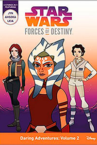 Star Wars Forces of Destiny Daring Adventures: Volume 2 : voir sur Amazon