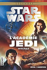 Trilogie l'Académie Jedi