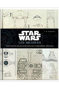 Les Archives -Tous les plans et concepts de la première trilogie