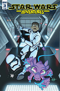 Star Wars Adventures #3