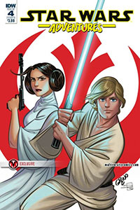 Star Wars Adventures #4