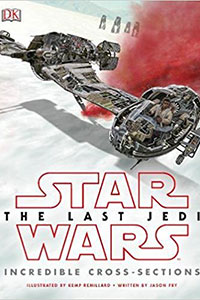 The Last Jedi - Incredible Cross-Sections : voir sur Amazon
