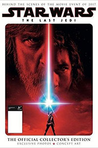 The Last Jedi The Official Collector's Edition : voir sur Amazon