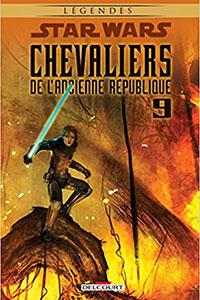 Chevaliers de l'Ancienne République T09