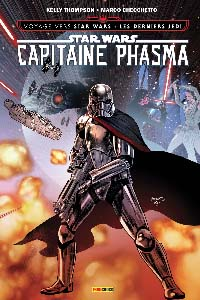 Capitaine Phasma : voir sur Amazon