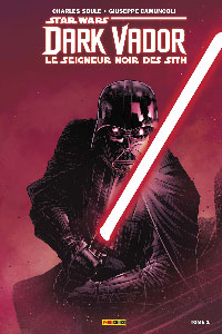 Dark Vador - Le Seigneur noir des Sith T1 : voir sur Amazon