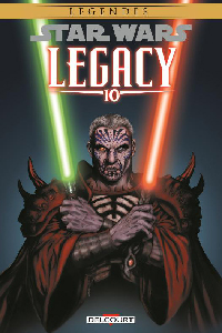 Legacy Tome 10