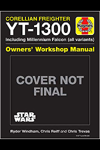 Millennium Falcon: Owner's Workshop Manual