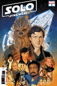 Solo: A Star Wars Story #1