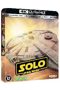 Solo: A Star Wars Story Steelbook 3D/2D