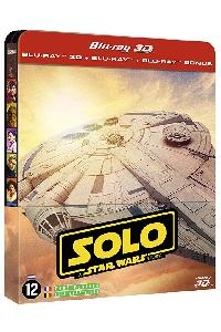 Solo: A Star Wars Story Steelbook 4K/2D