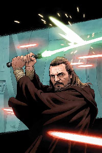 Star Wars Age of the Republic: Qui-Gon #1