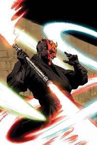 Star Wars Age of the Republic: Darth Maul #1