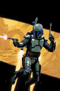 Star Wars Age of the Republic: Jango Fett #1