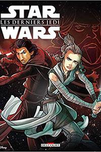 Les derniers Jedi (jeunesse) : voir sur Amazon