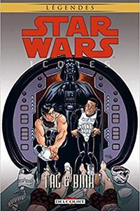 Star Wars Icones 07 : Tag & Binks