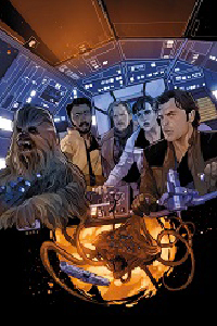 Solo: A Star Wars Story #5