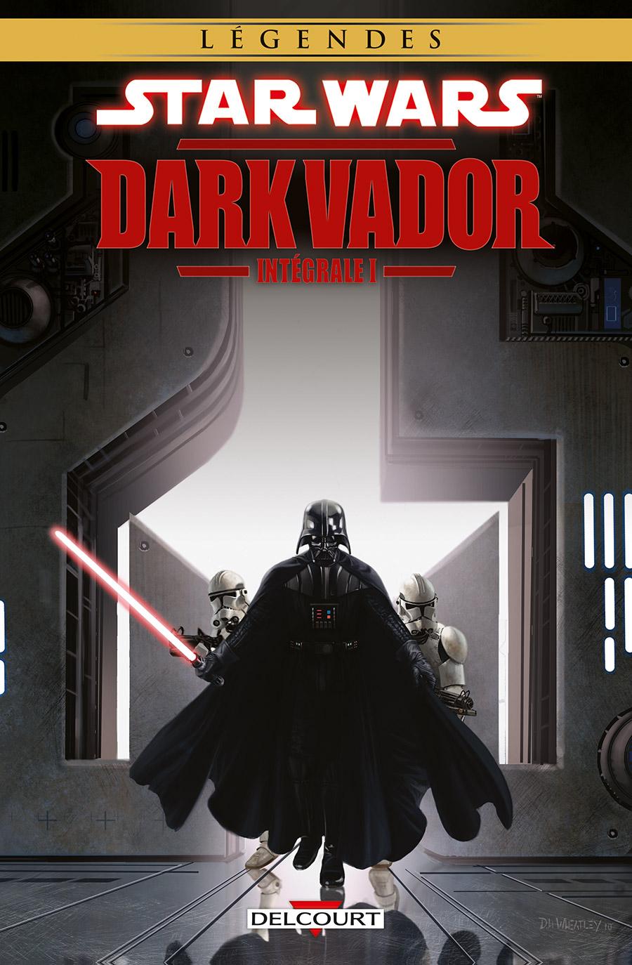 Dark Vador Intégrale Volume 1