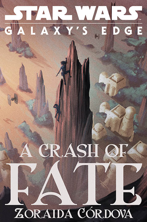 A Crash of Fate : voir sur Amazon
