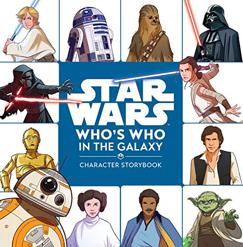 Star Wars Who's Who in the Galaxy