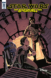 Star Wars Adventures #22