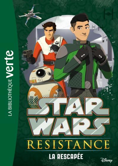 Star Wars Resistance Tome 3 - La rescapée