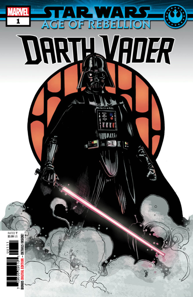 Age of Rebellion - Darth Vader #1