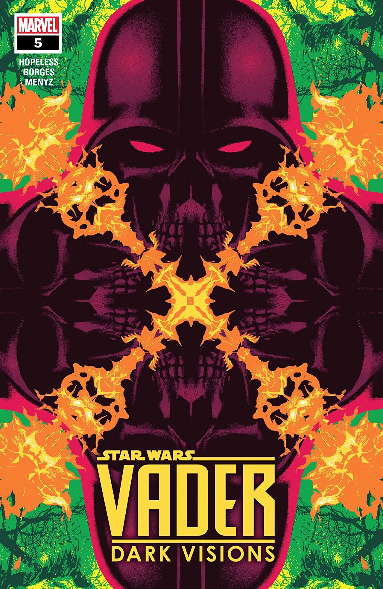Vader - Dark Visions #5