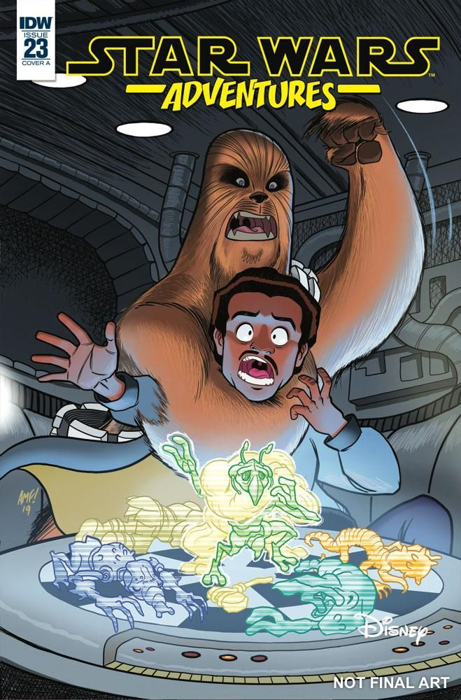 Star Wars Adventures #23