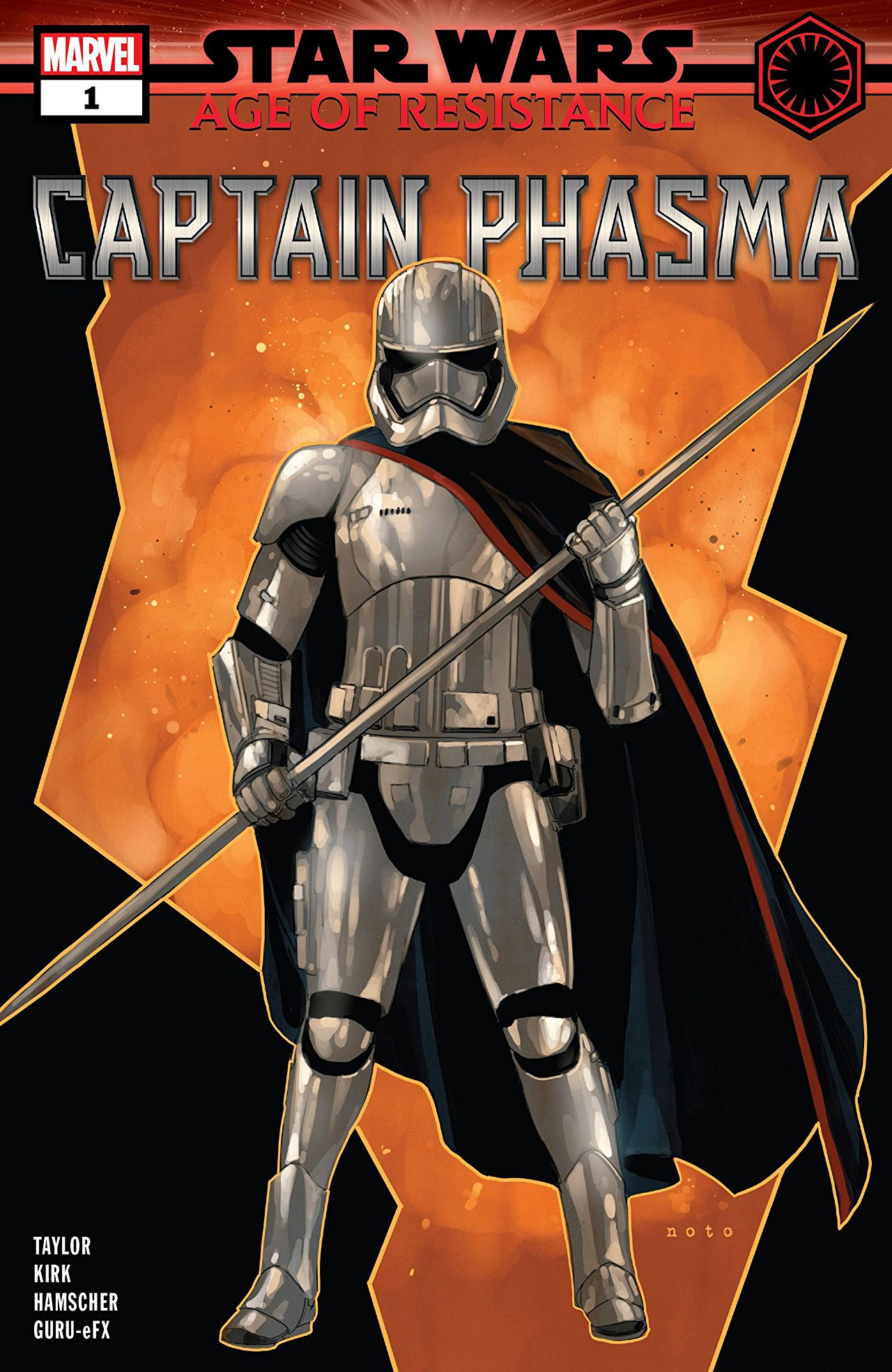 Age of Resistance - Captain Phasma #1