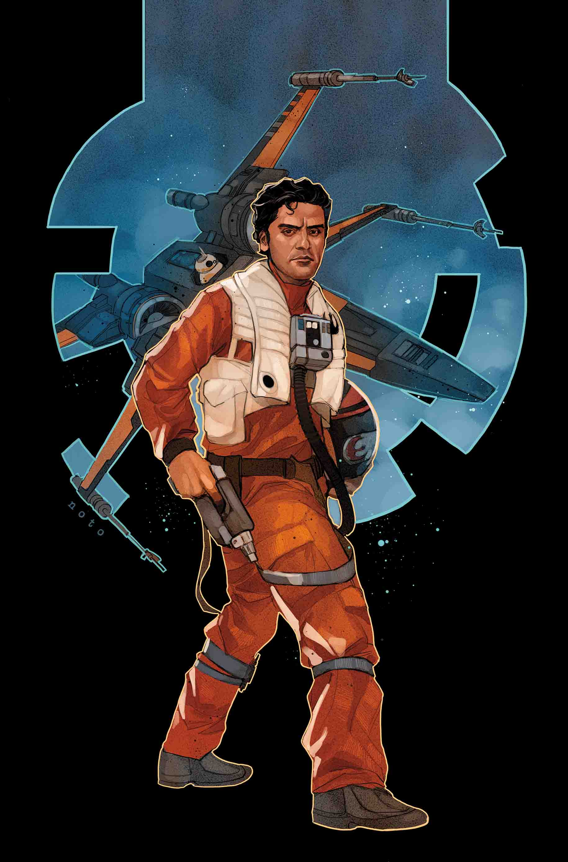Age of Resistance - Poe Dameron #1
